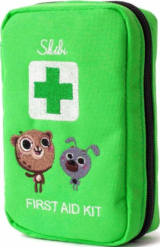 Skibi lékárnička - zelená uni