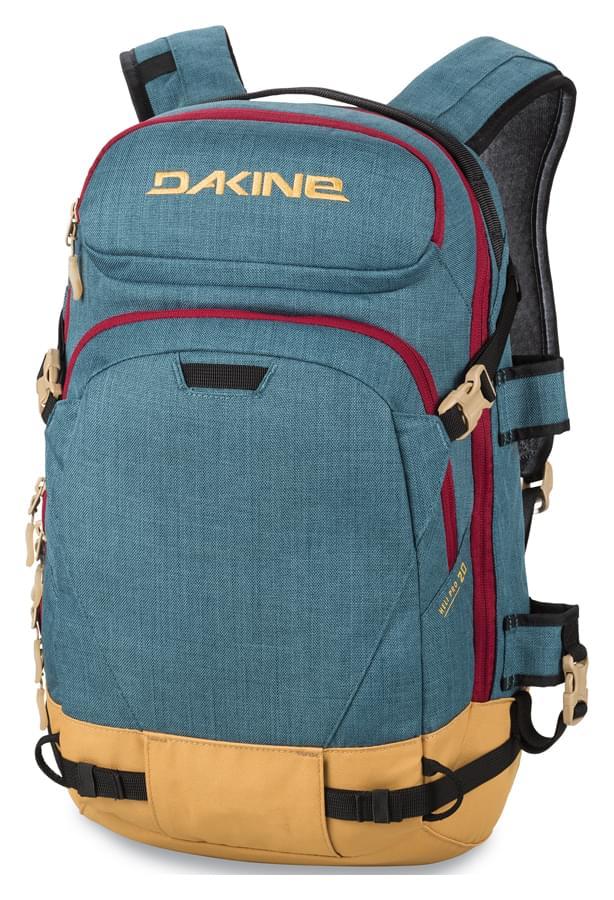 25f8cc1e4e0 Dámský sportovní batoh Dakine Heli Pro 20L – chill blue - Ski a Bike ...