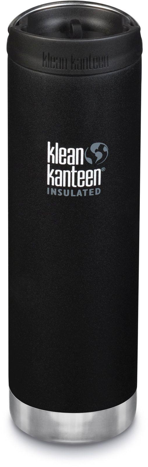 Klean Kanteen TKWide w/Café Cap - Shale Black 592 ml uni