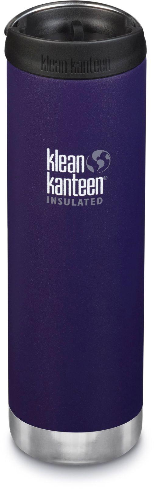 Klean Kanteen TKWide w/Café Cap - Kalamata 592 ml uni