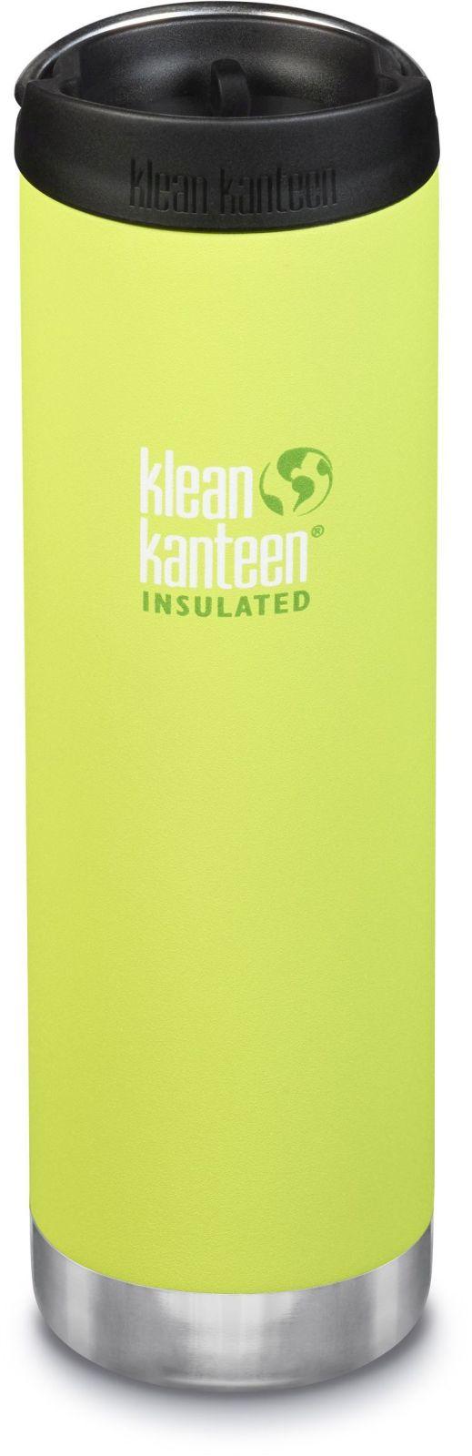 Klean Kanteen TKWide w/Café Cap - Juicy Pear 592 ml uni