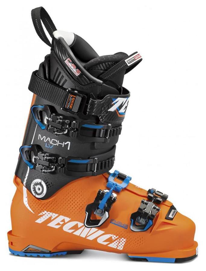 Lyžařské boty Tecnica MACH1 130 LV - orange black - Ski a Bike ... 738bd700a8