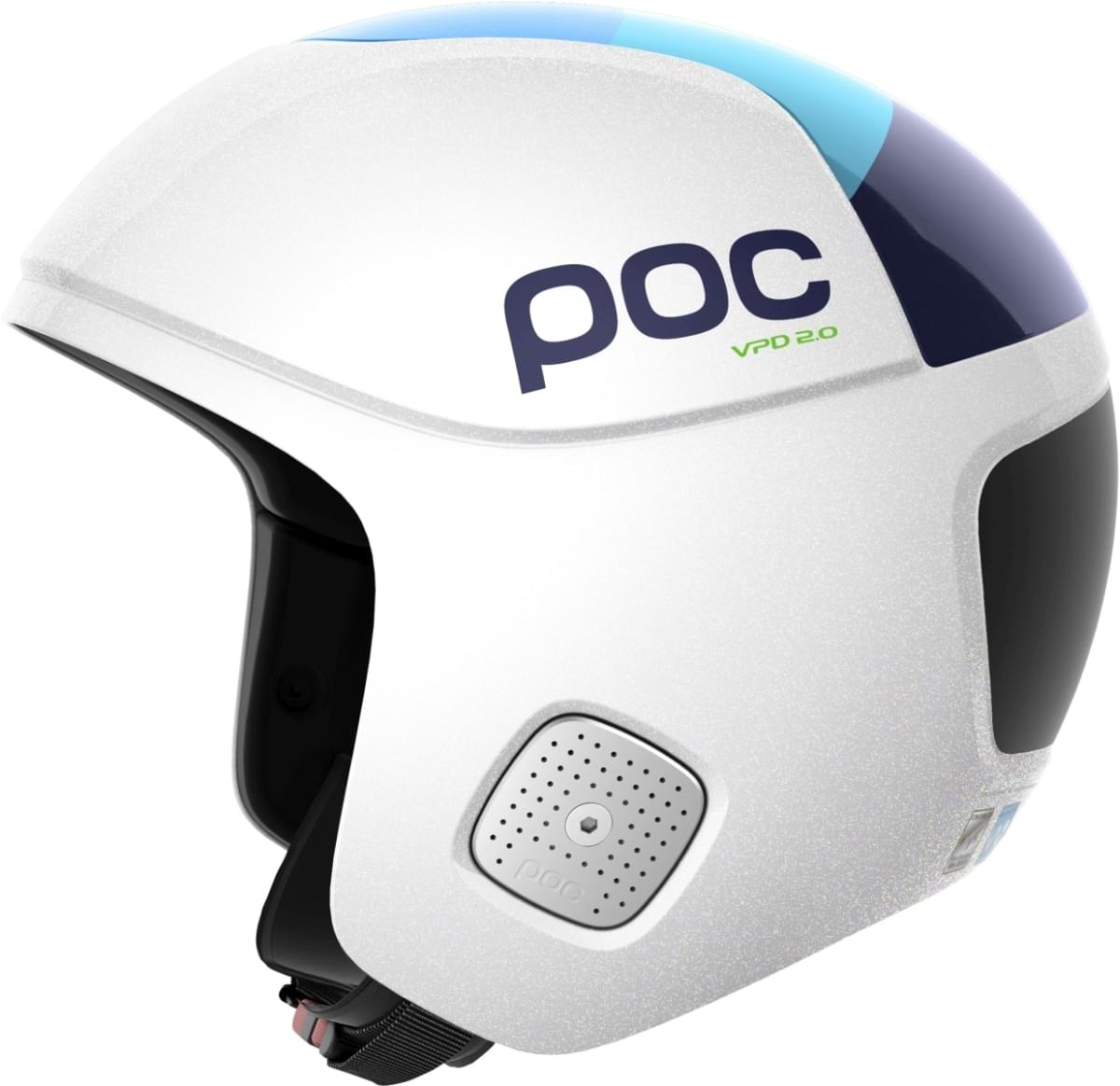 dc26b6c58e6 Lyžařská helma POC Skull Orbic Comp SPIN Julia - julia white - Ski a ...