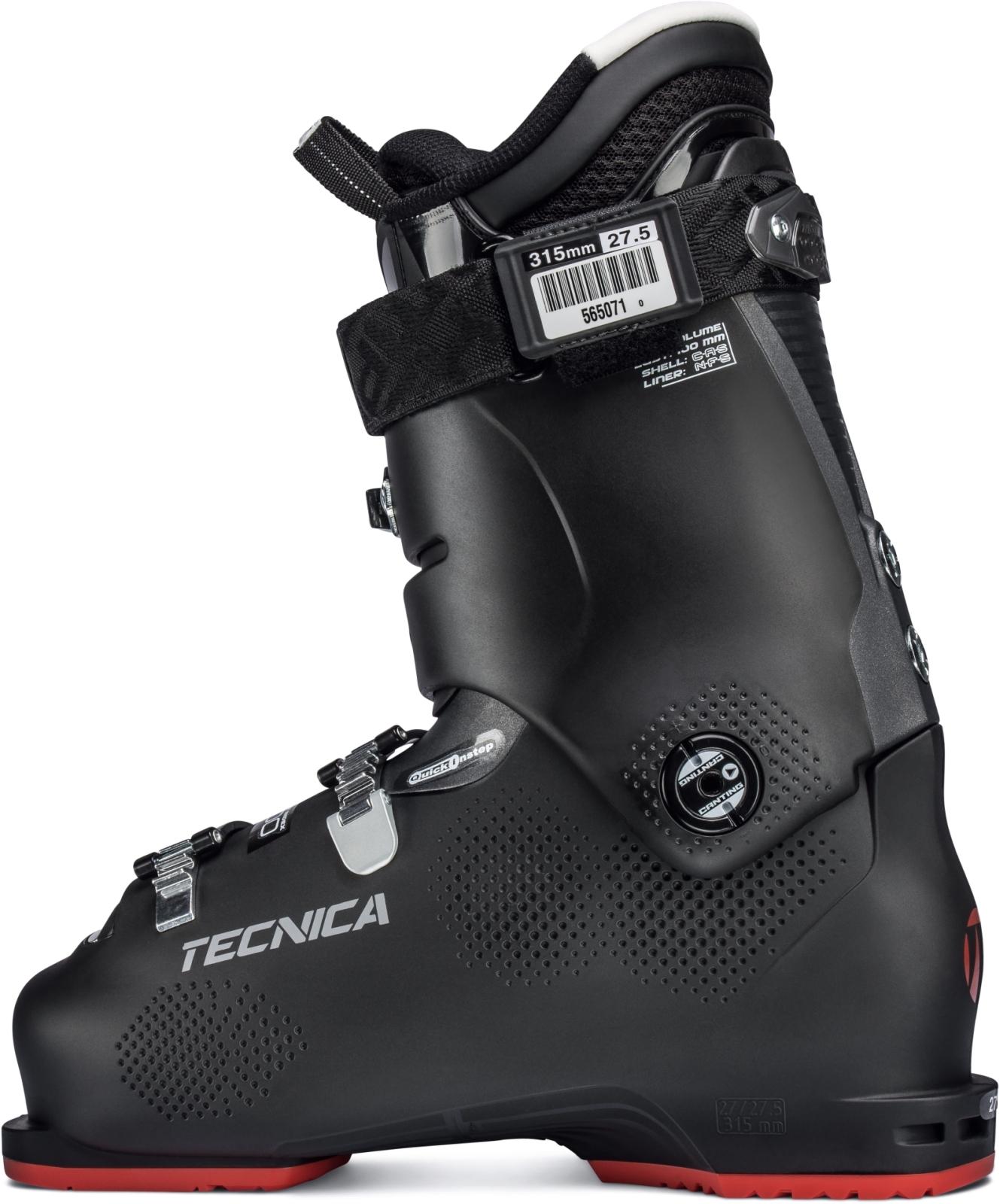 e5fff84aee6 Lyžařské boty Tecnica Mach1 100 MV - black - Ski a Bike Centrum Radotín