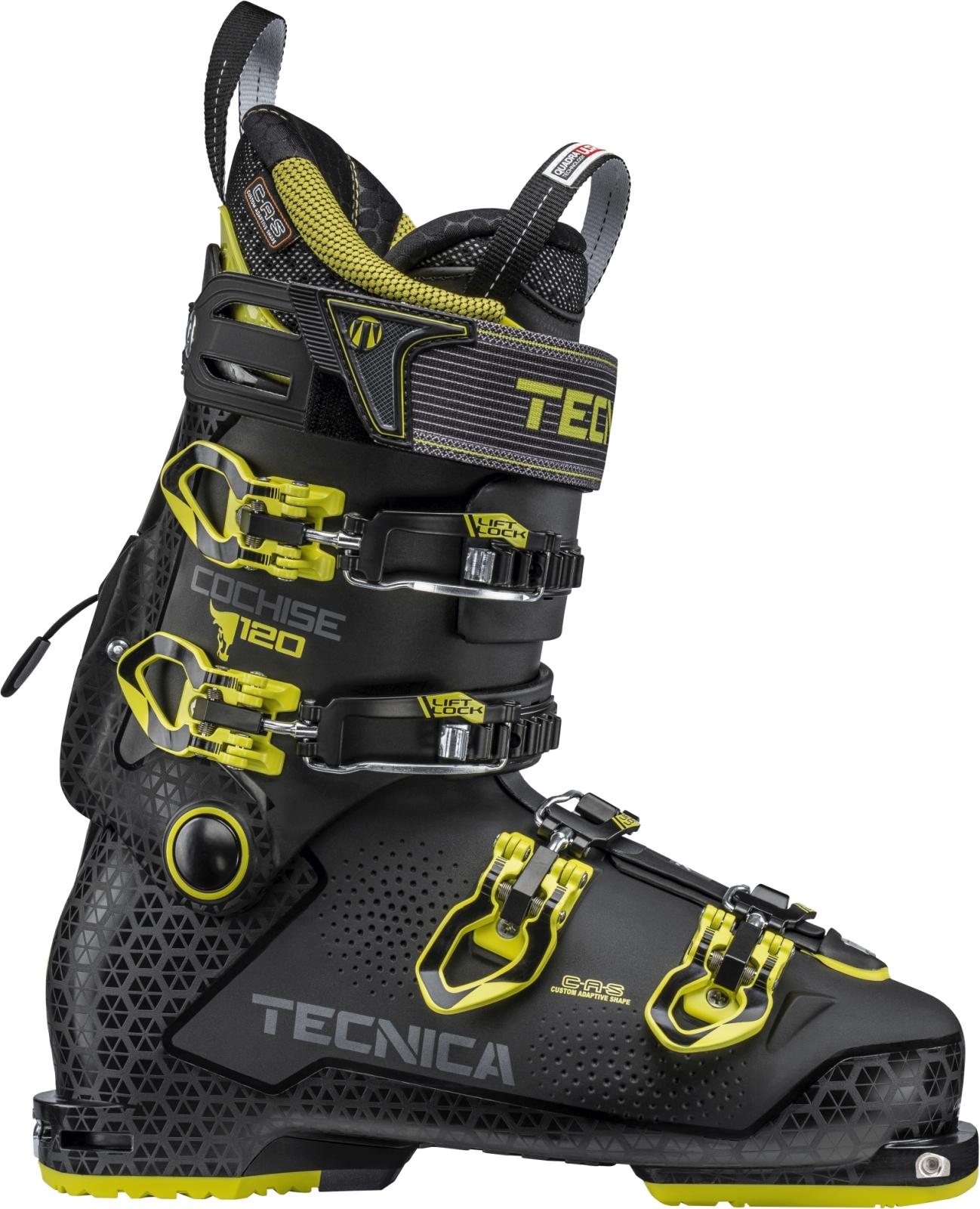 Lyžařské boty Tecnica Cochise 120 DYN - black - Ski a Bike Centrum ... 24a42af838