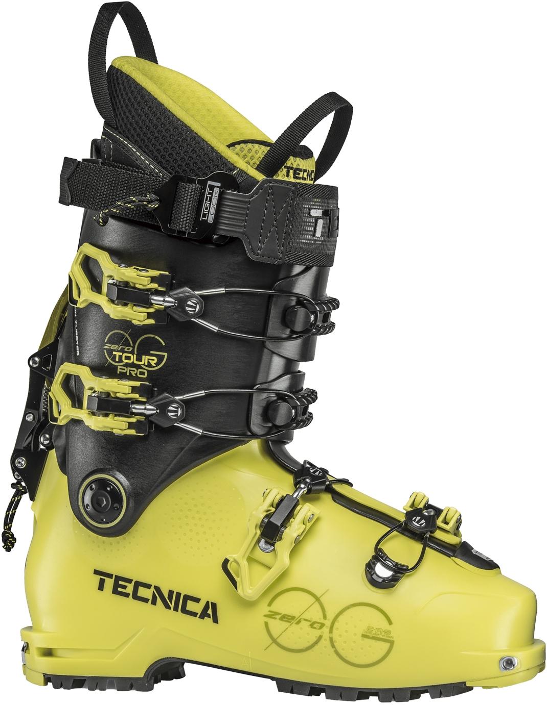 Tecnica Zero G Tour PRO - bright yellow/black 255