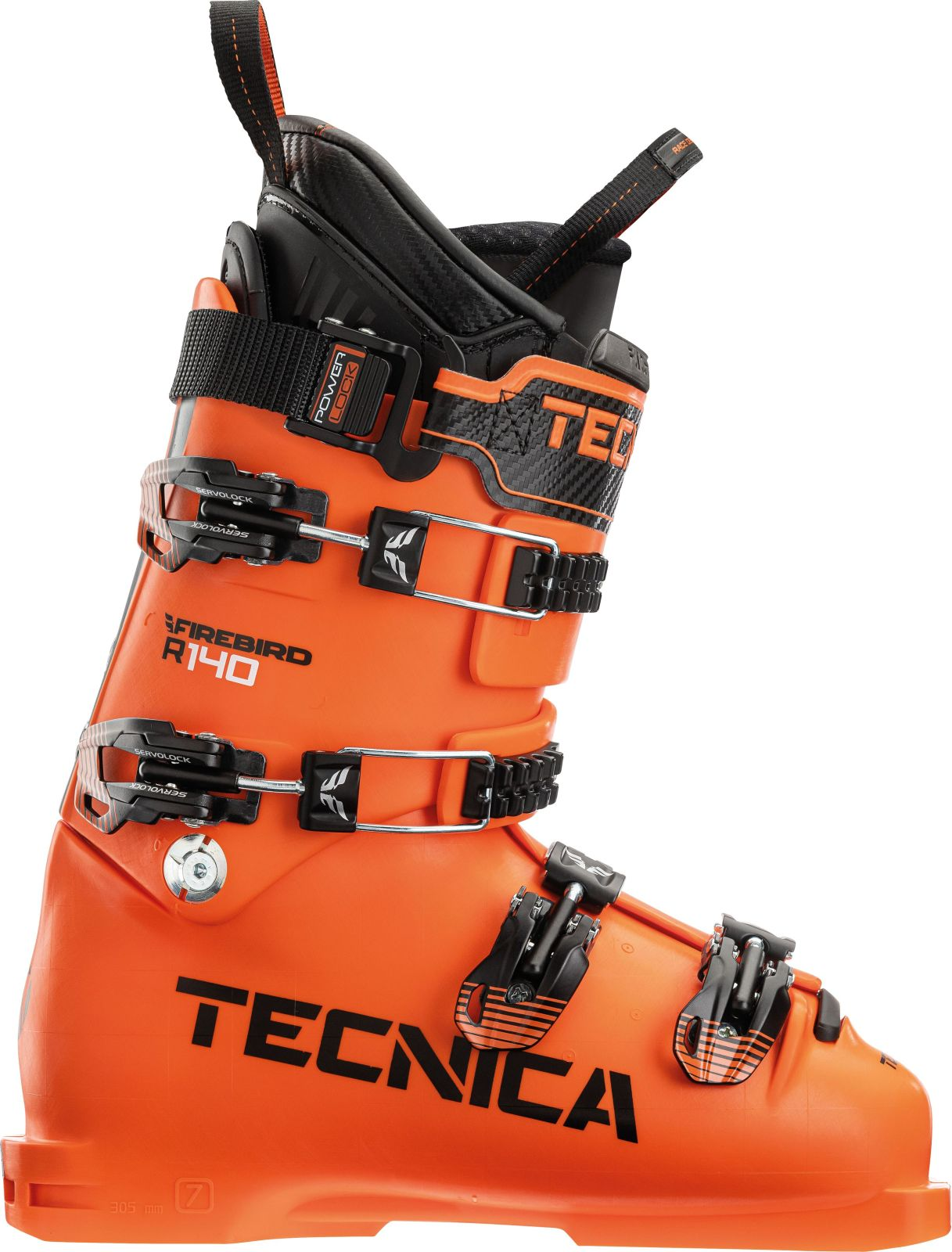 Tecnica Firebird R 140 - ultra orange 270