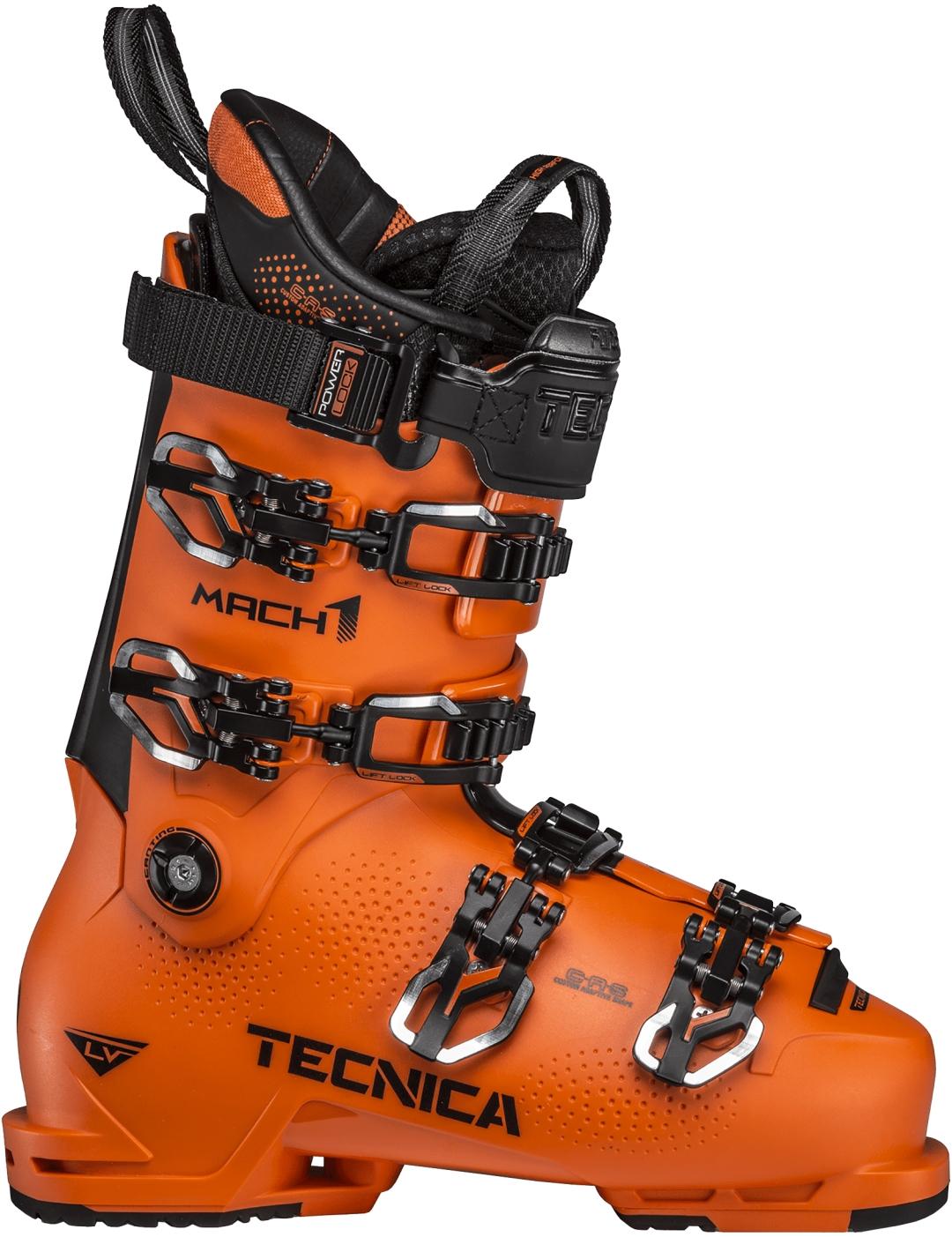 Tecnica Mach1 LV 130 - ultra orange 285