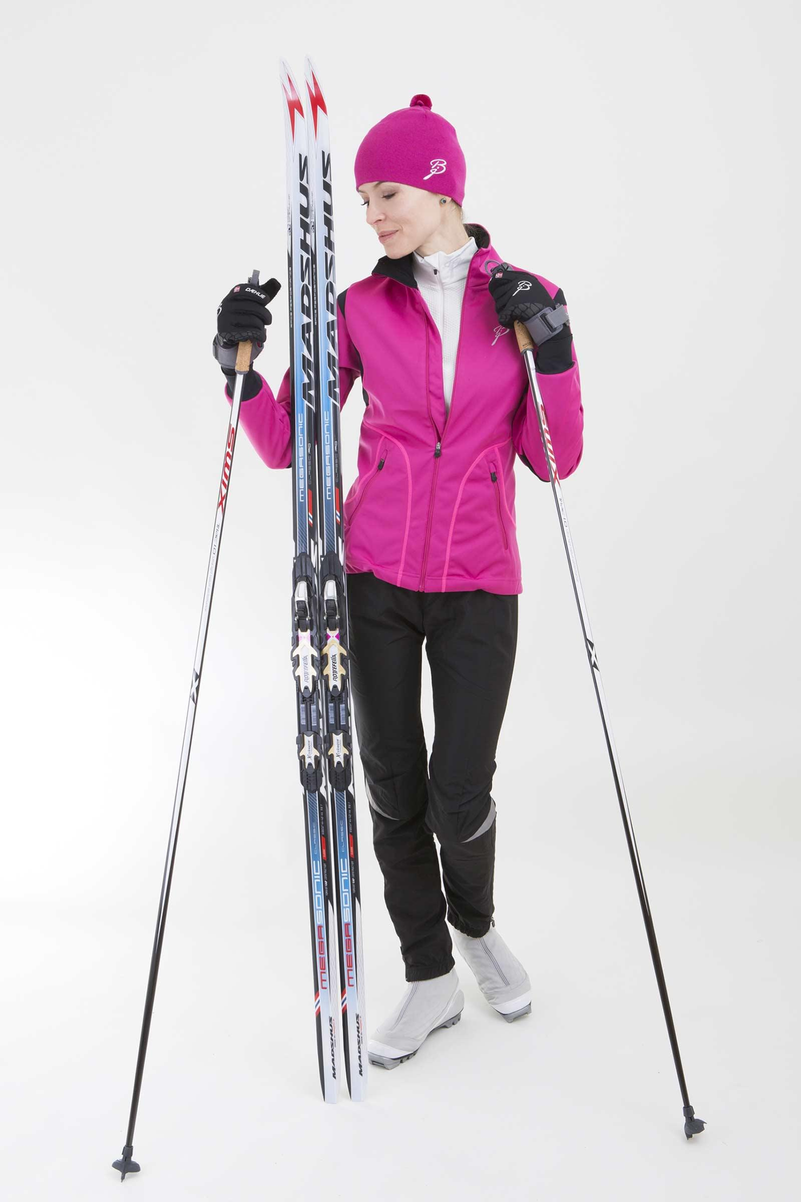 Jak vybrat oblečení na běžky - Ski a Bike Centrum Radotín 269ccd9df0