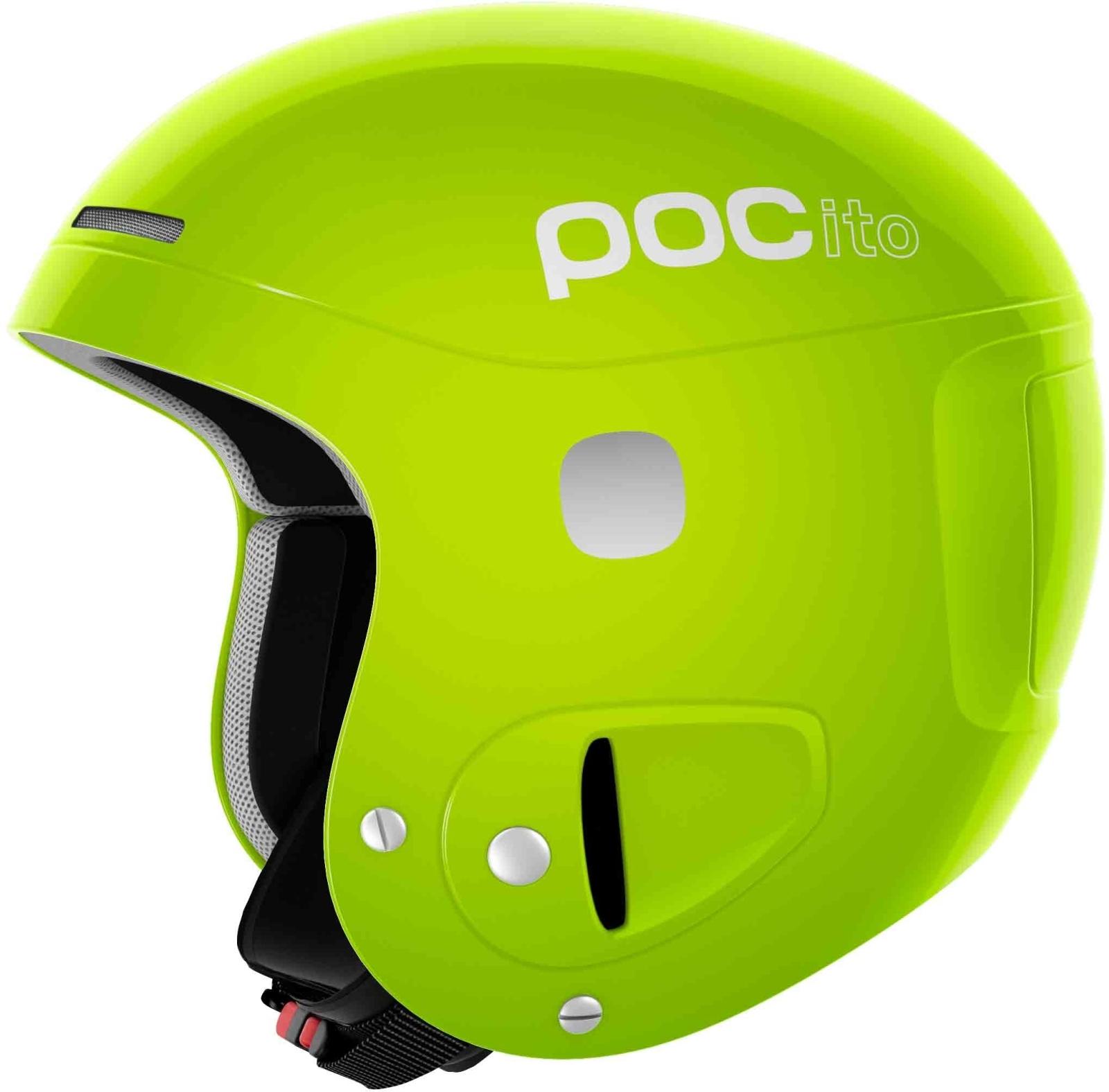 POC POCito Helmet-fl.yellow/green 51-54