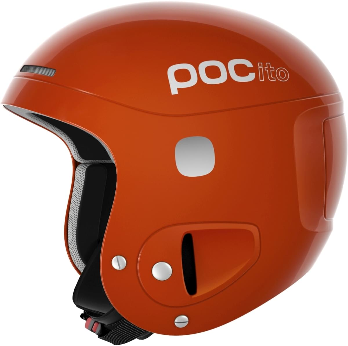 POC POCito Skull-fluorescent orange adj. 51-54