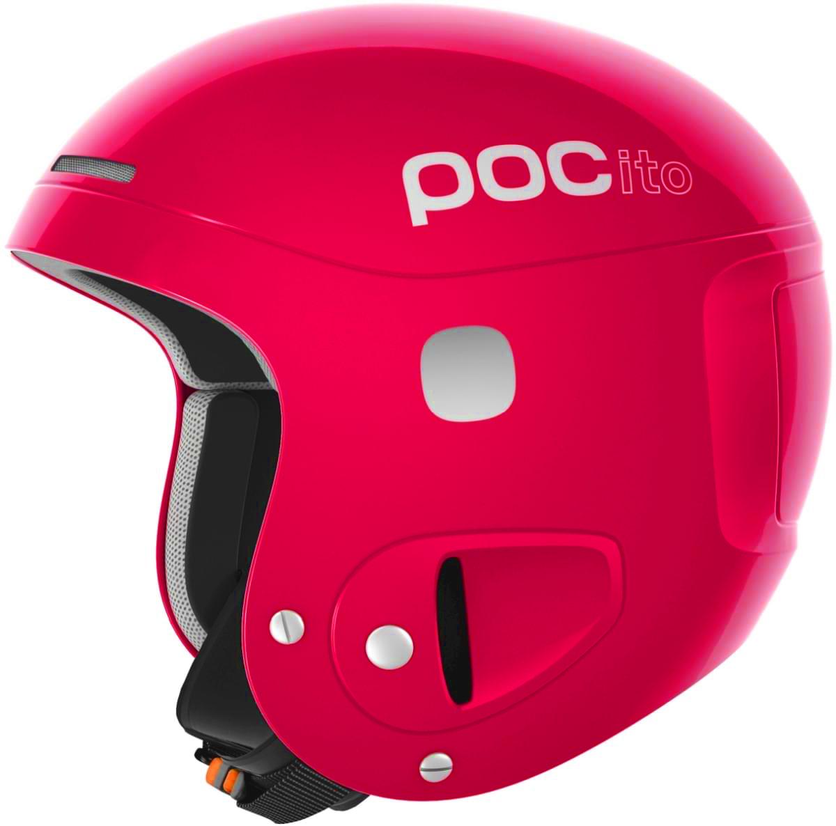 POC POCito Skull-fluorescent pink adj. 51-54