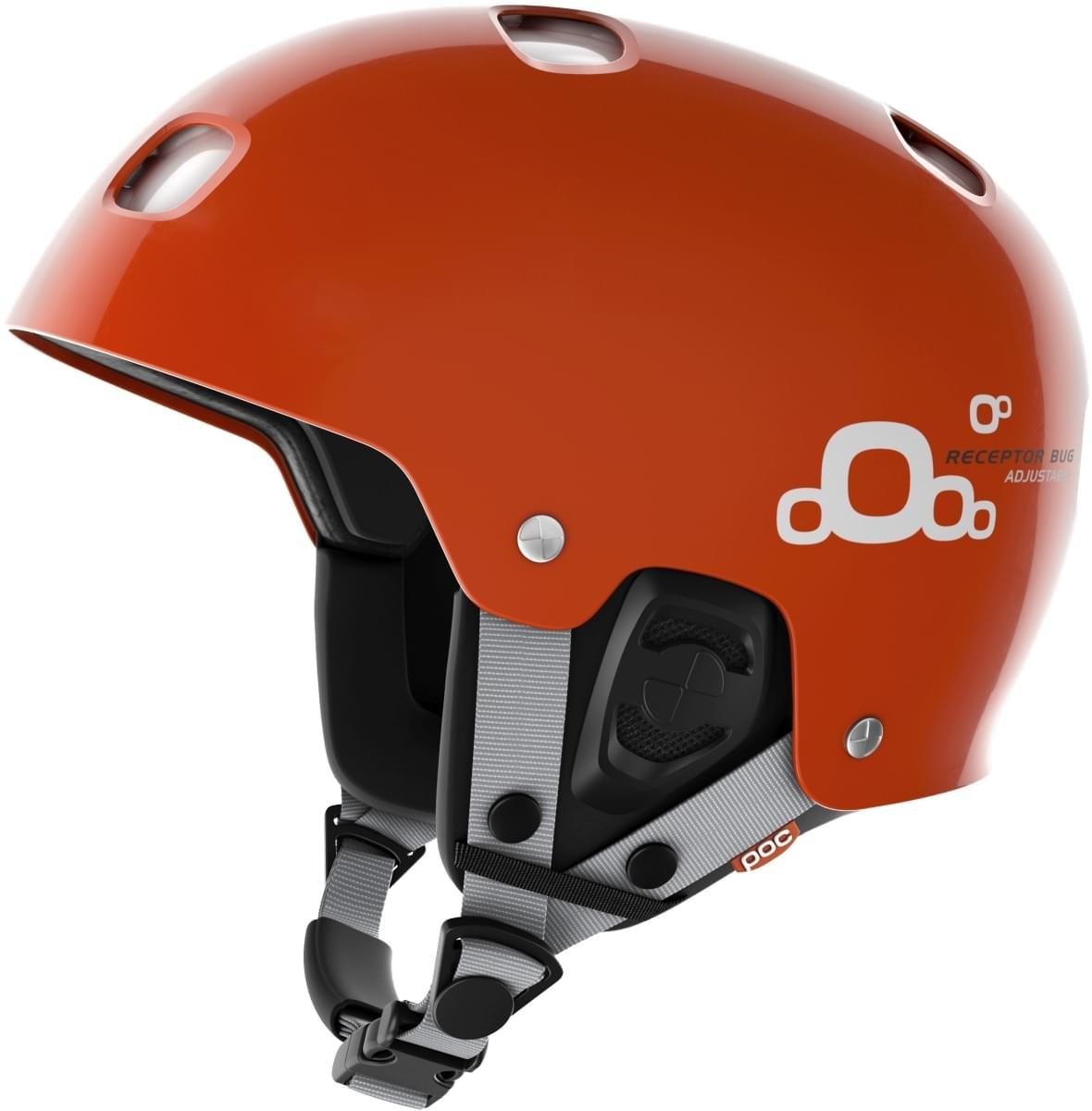 POC Receptor BUG Adjustable 2.0 - iron orange XL-XXL