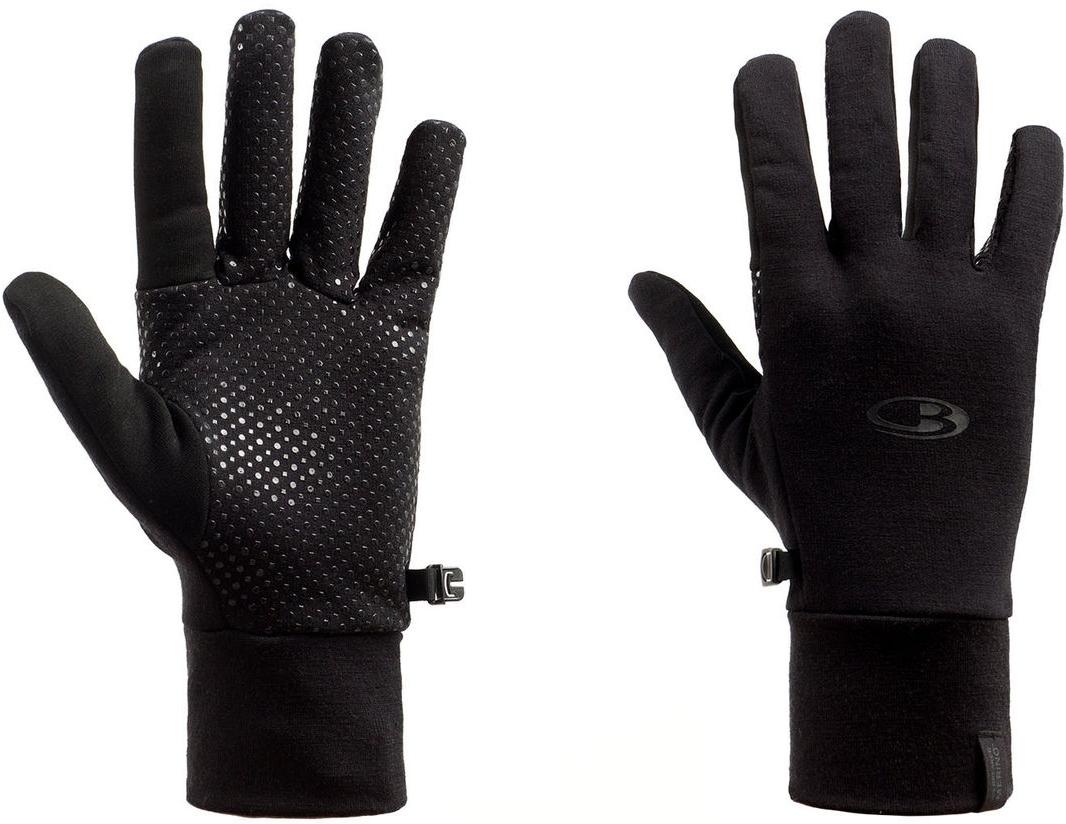 Rukavice Icebreaker Adult Sierra Gloves - black - Ski a Bike Centrum ... 2fdd10344d