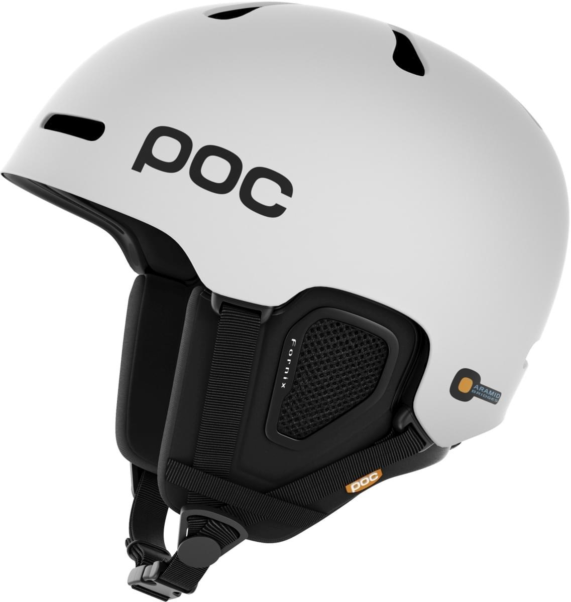POC Fornix - matt white 59-62