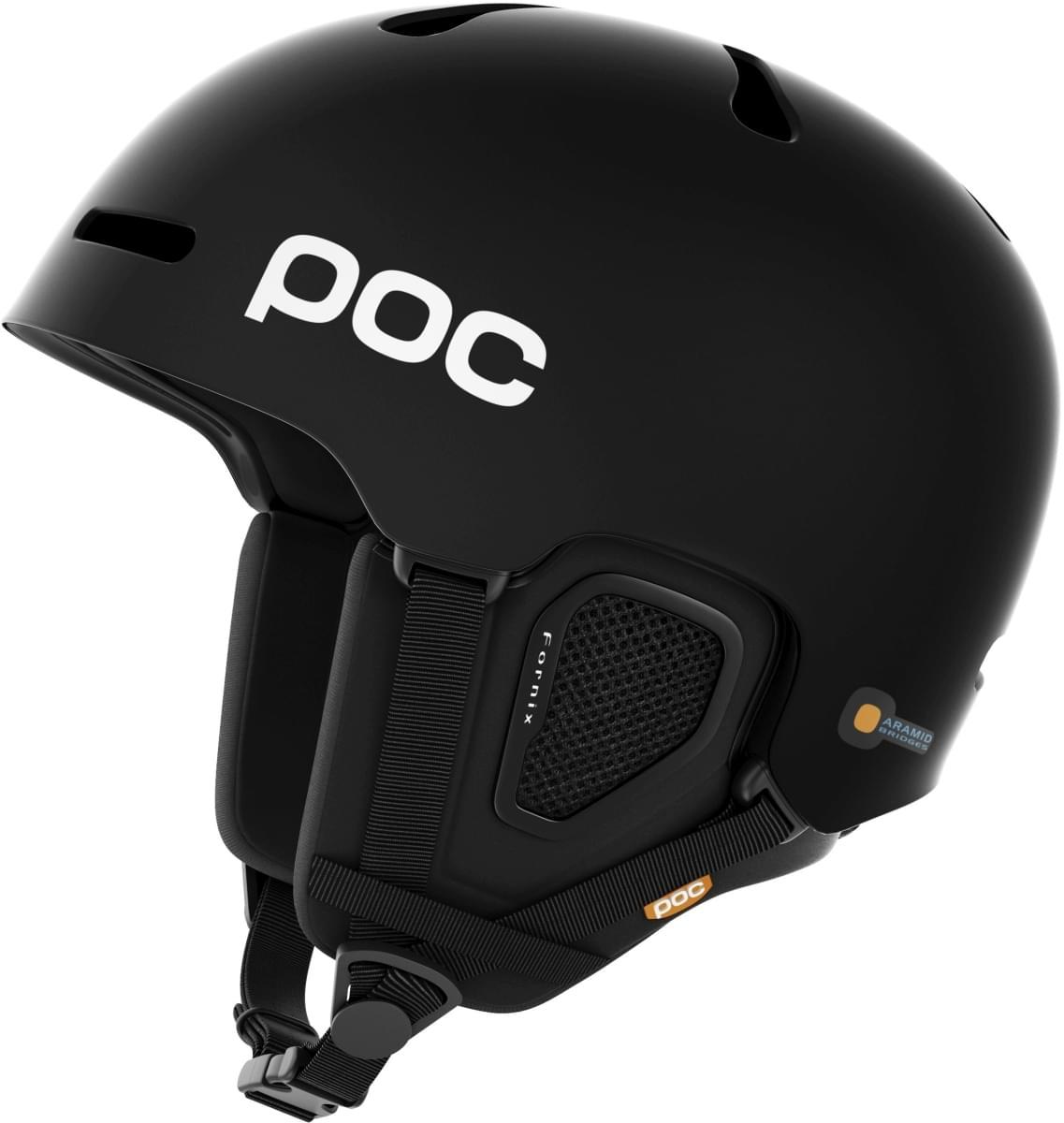 POC Fornix - matt black 55-58