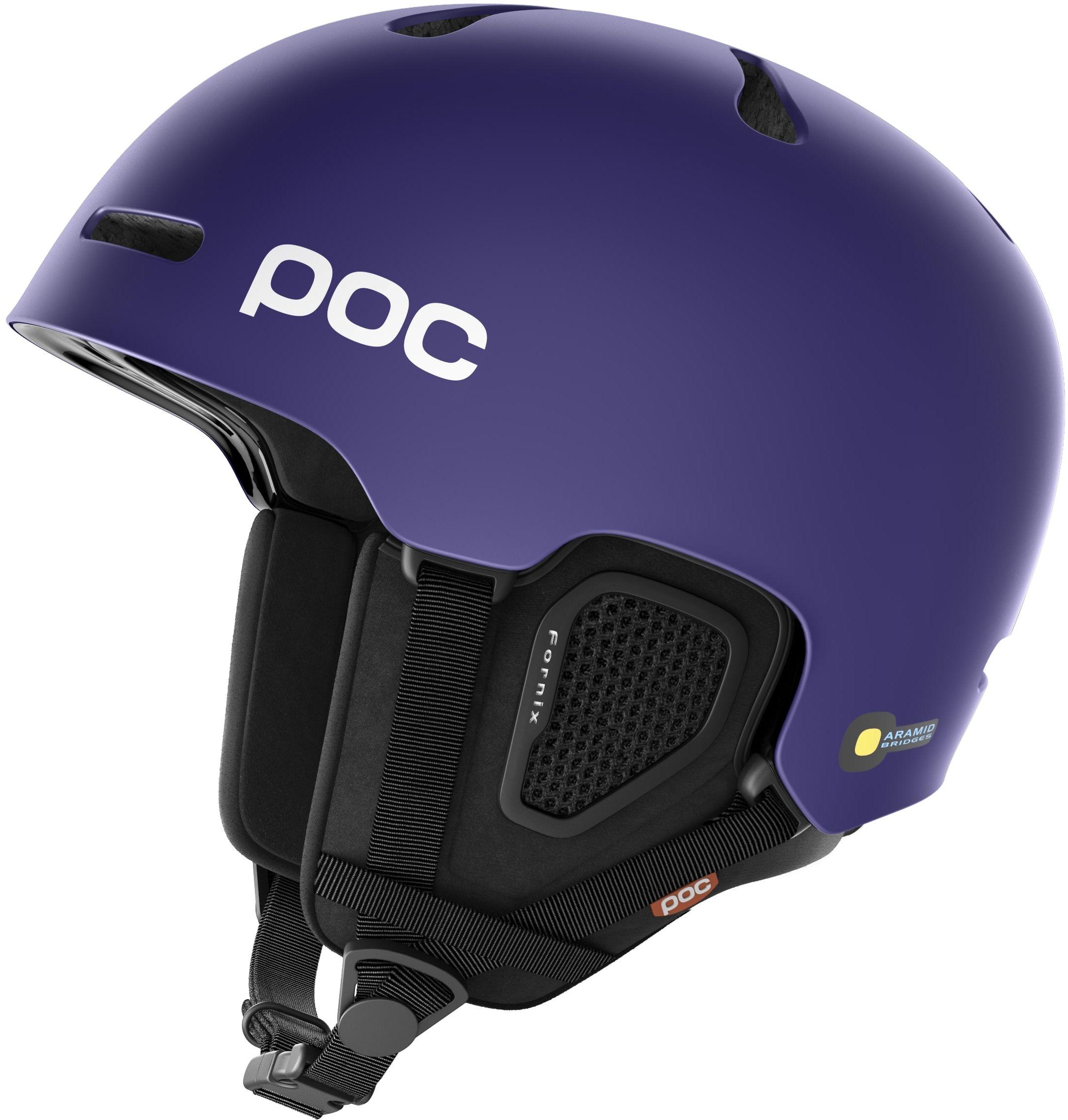 POC Fornix Ametist Purple Matt 55-58