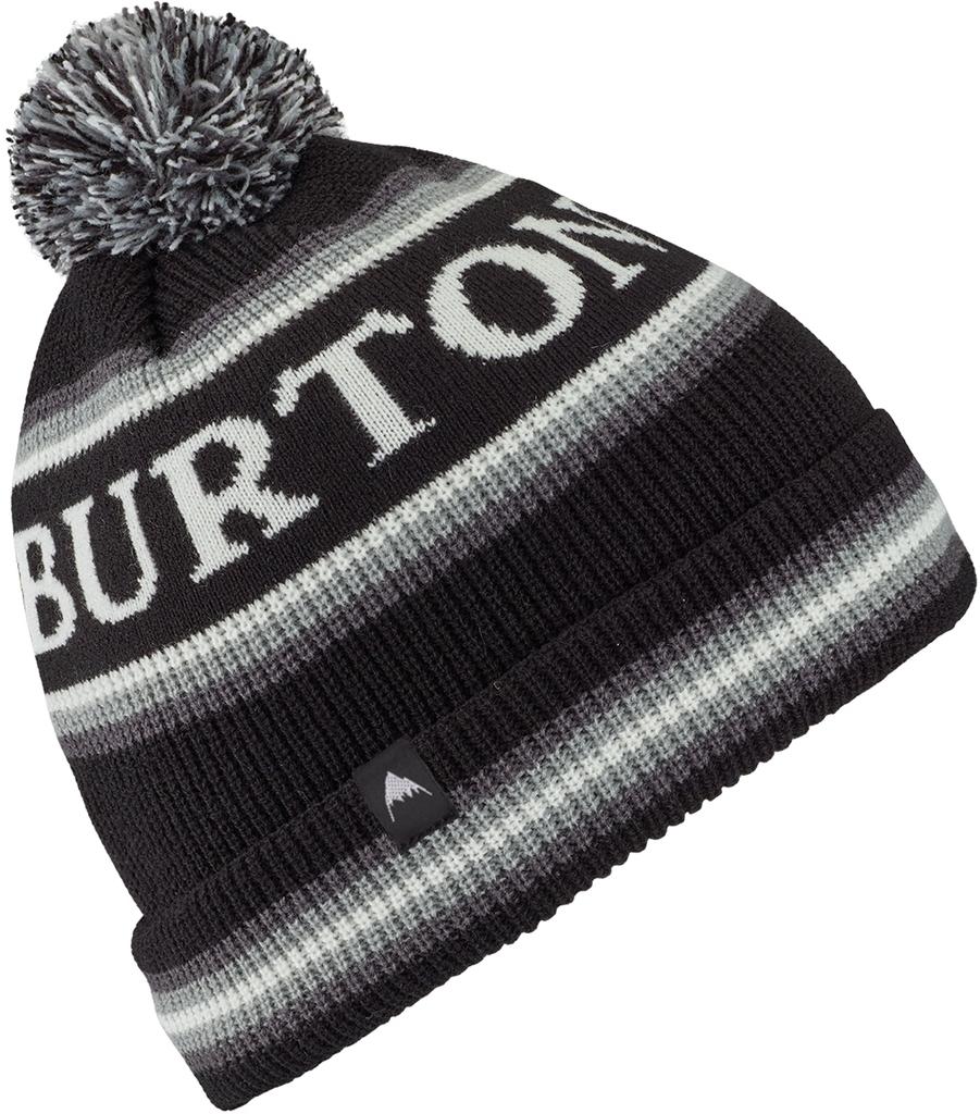 1f021a37cc5 Chlapecká zimní čepice Burton Boys Trope Beanie True Black - Ski a ...