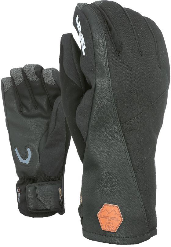 Lyžařské rukavice Level Matrix Under - black - Ski a Bike Centrum ... 92374746b3