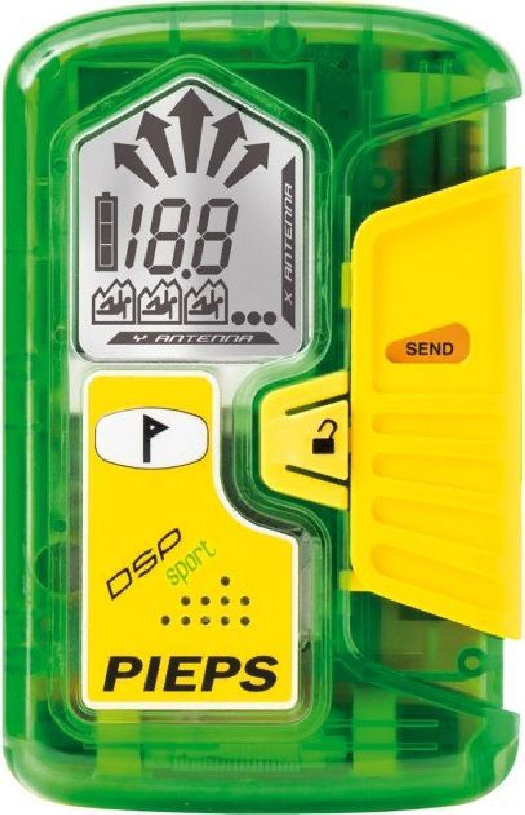 Pieps DSP Sport - green/yellow uni