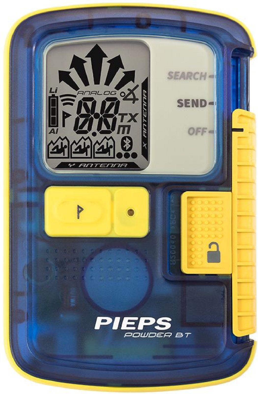 Pieps Powder BT - blue/yellow uni