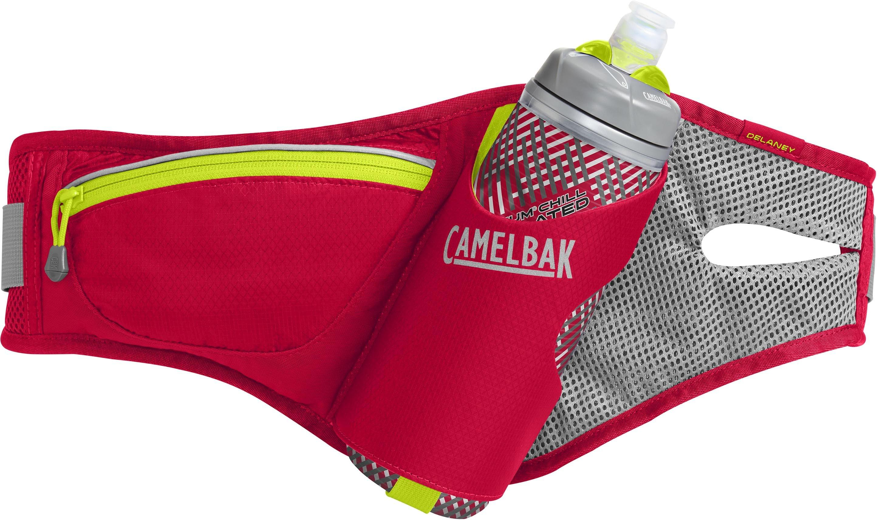 Camelbak Delaney - Crimson Red/Lime Punch uni