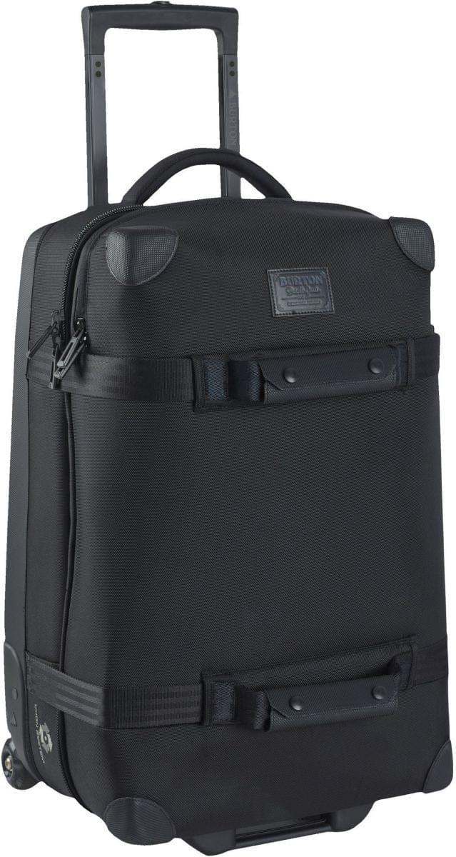 Cestovní kufr na kolečkách Burton Wheelie Cargo 65l - true black uni