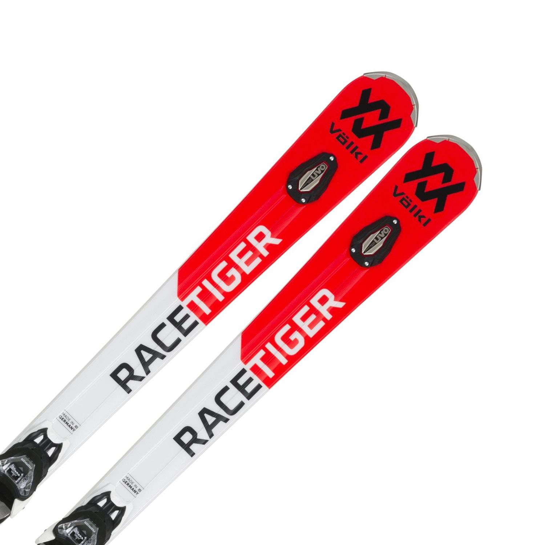 Völkl Racetiger RC red + vázání VMotion 12 GW 175