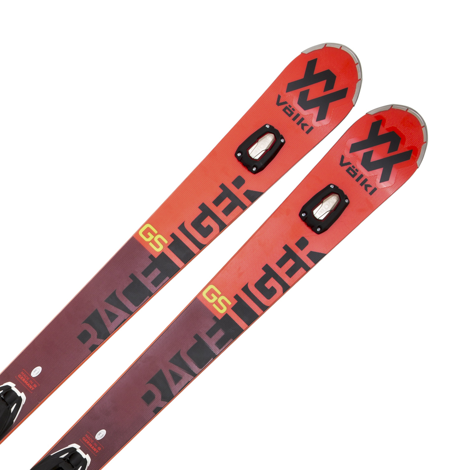 Volkl Racetiger GS + vázání rMotion2 12 GW black red 185
