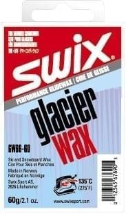 Lyžařský ledovcový vosk SWIX Glacier Wax 60g