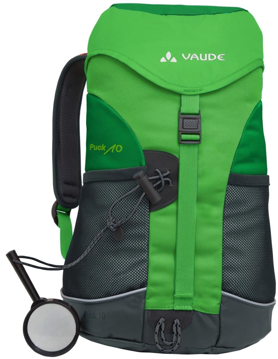 Vaude Puck 10 - grass/applegreen uni