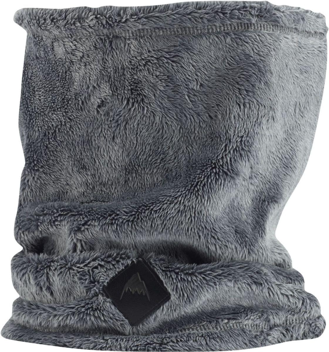 c8b61d76598 Dámský fleecový nákrčník Burton Cora Neck Warmer - true black grey ...