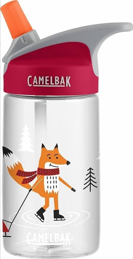 Camelbak eddy Kids´ bottle - Foxes on Ice uni
