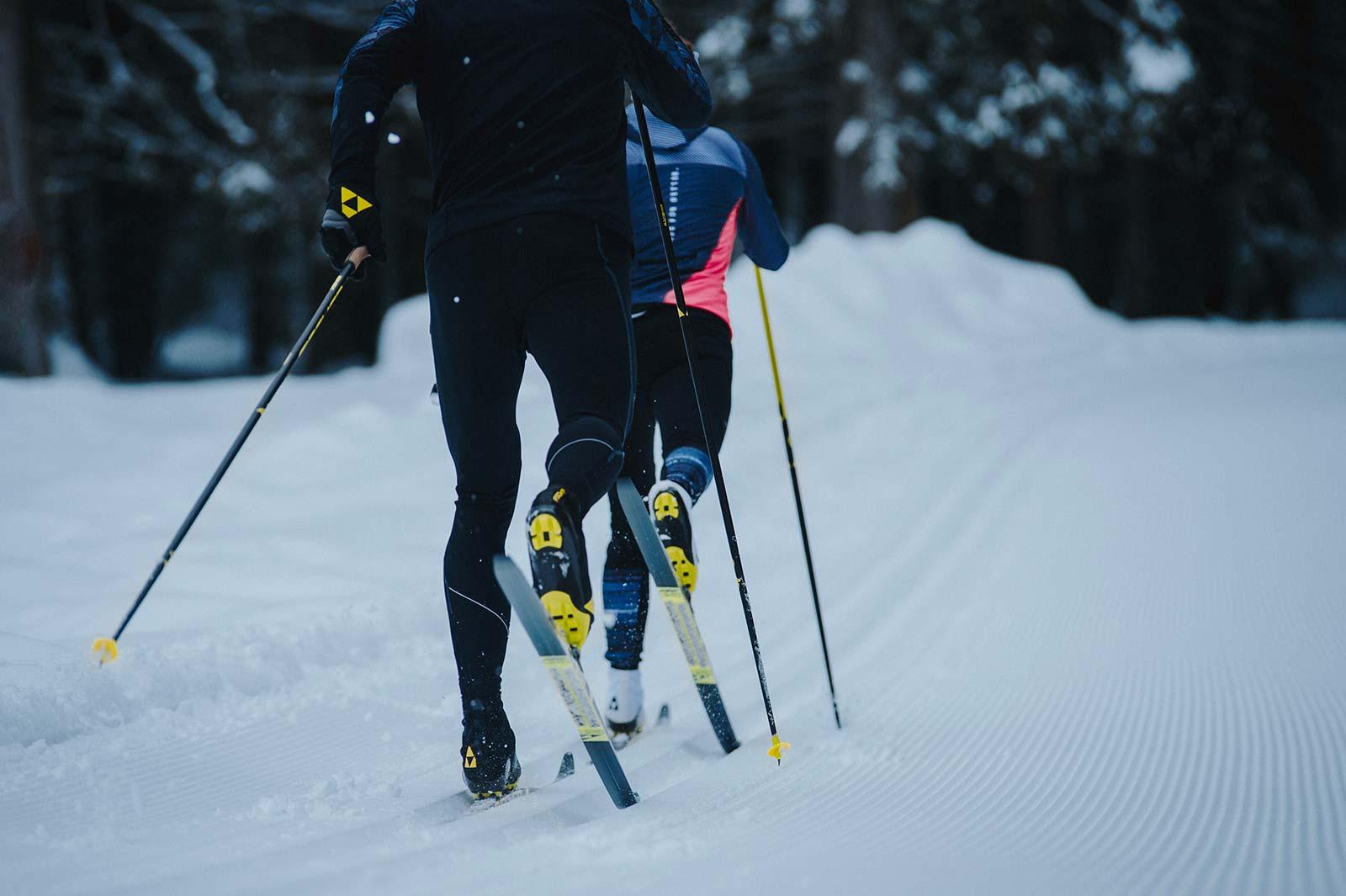 26a064dddb8 TIP Skin běžky s mohérovými pásy - Ski a Bike Centrum Radotín