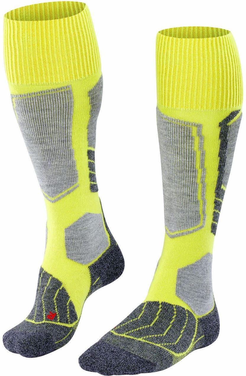 Falke SK1 Men Skiing Knee-high Socks - limepunch 42-43
