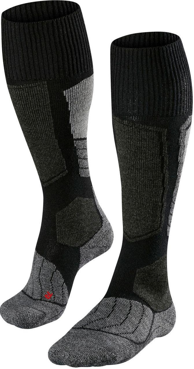 Falke SK1 Men Skiing Knee-high Socks - black-mix 44-45