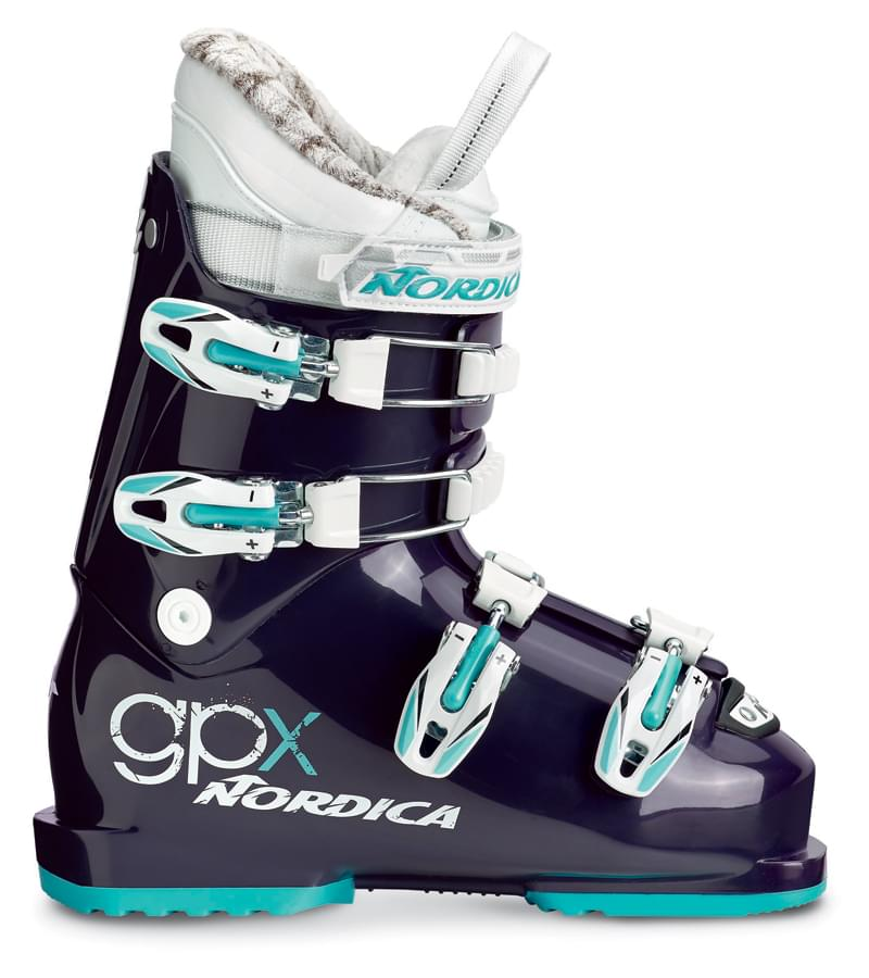 Nordica GPX Team Girl - purple/light blue 265
