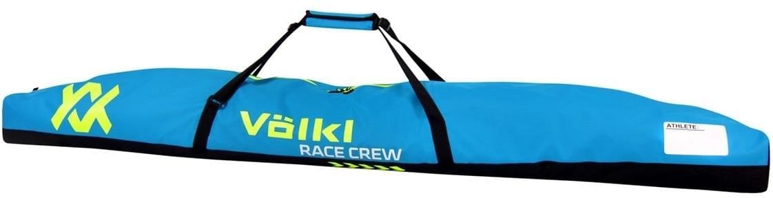Völkl Race Double Ski Bag 195cm - cyan blue uni