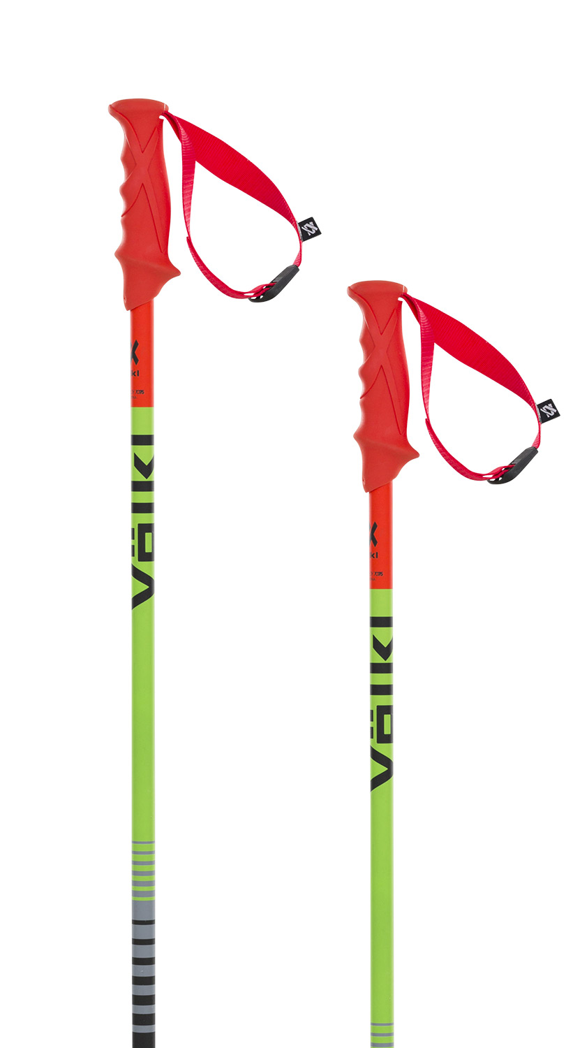 Völkl Speedstick Junior Poles - red 90