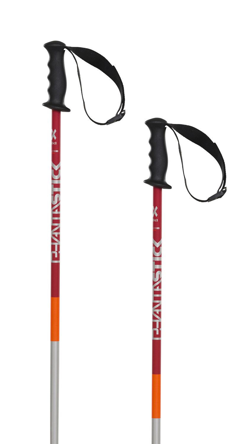 Völkl Phantastick Junior Poles - red 105