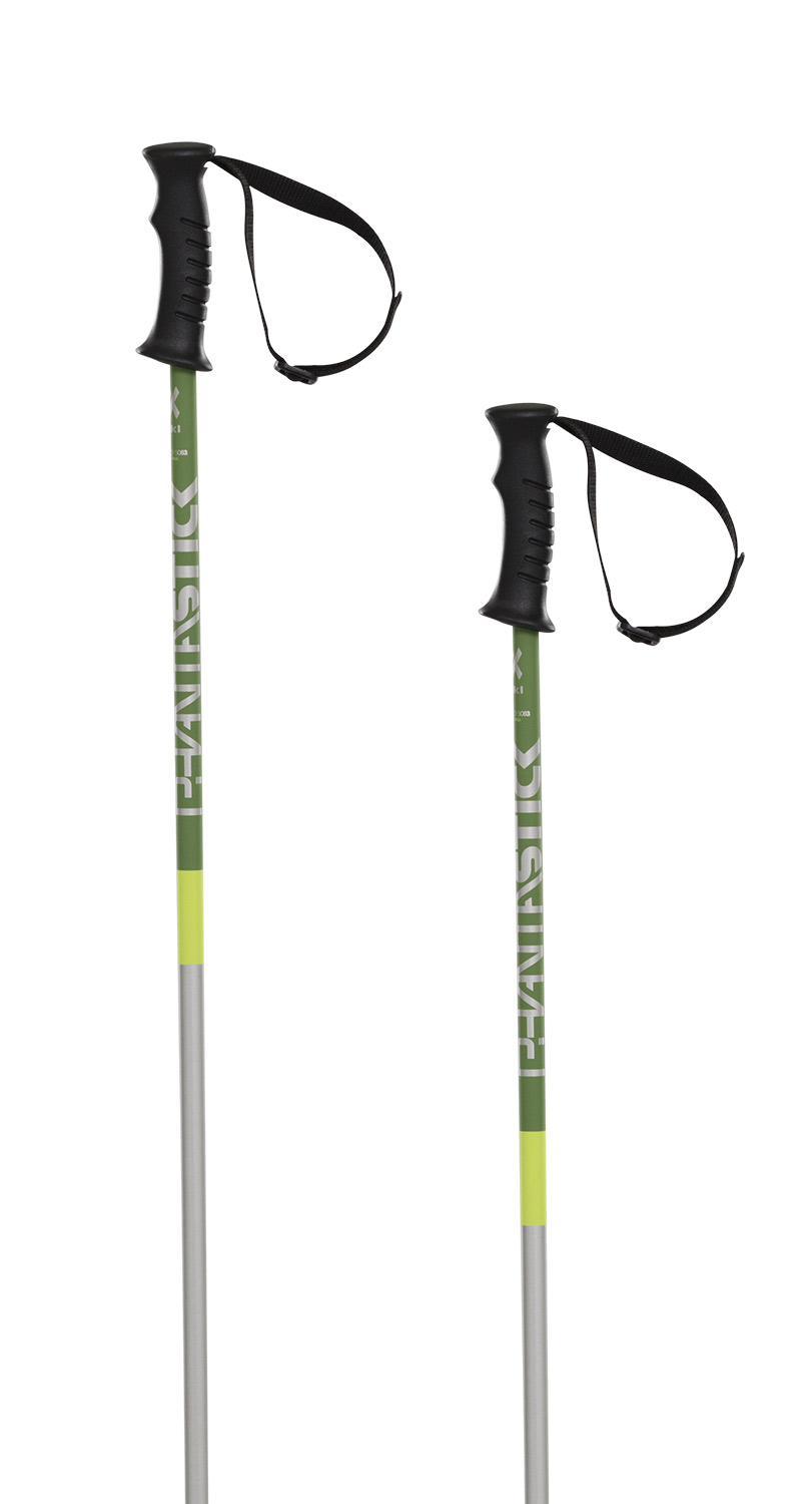 Völkl Phantastick Kids Poles - green 90