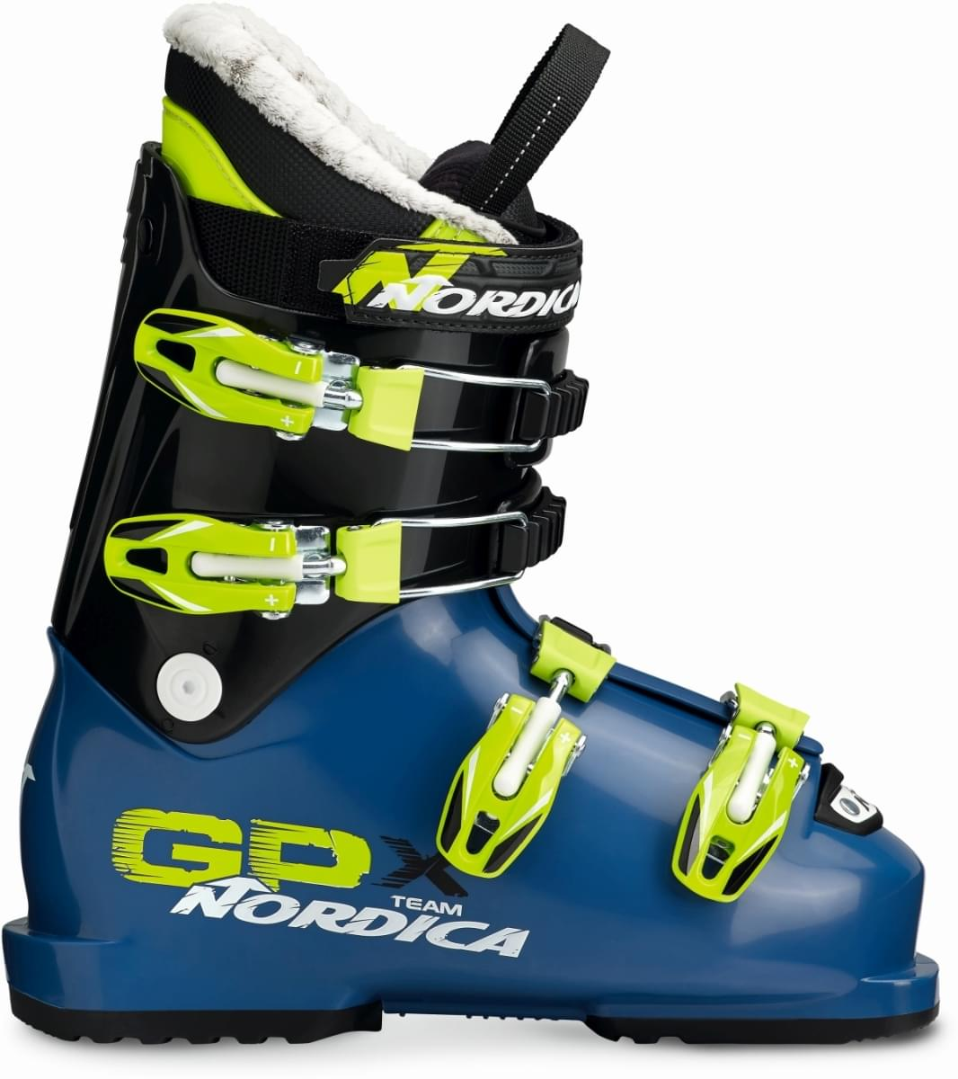Nordica Gpx Team - blue/lime 260