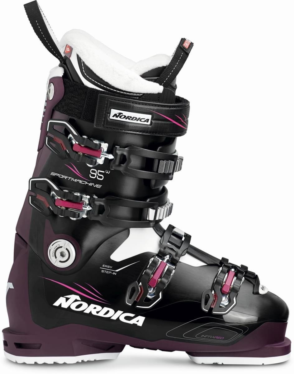 Nordica Sportmachine 95 W - purple/black/white 260
