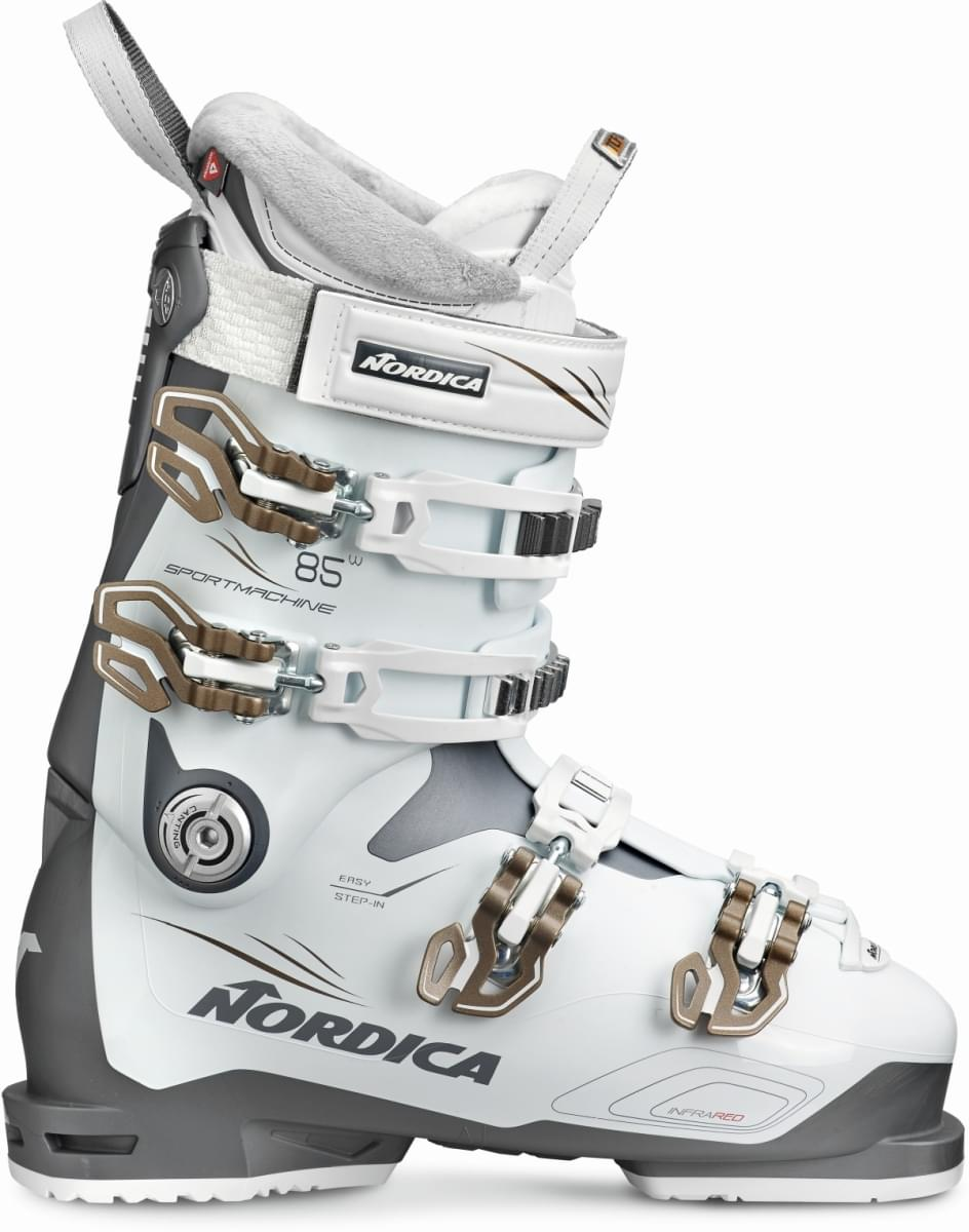 Nordica Sportmachine 85 W - anthracite/white/bronze 260