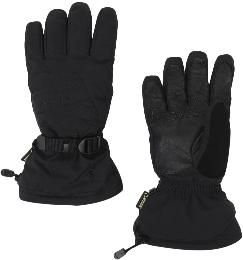 Pánské lyžařské rukavice Spyder Overweb Gtx Ski Glove - blk blk ... 59f2ce4124