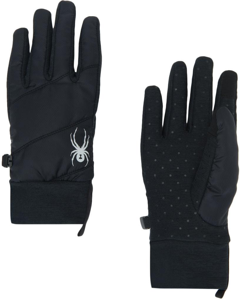 Dámské rukavice Spyder Solitude Hybrid Glove - blk blk blk - Ski a ... 466b6b2d35