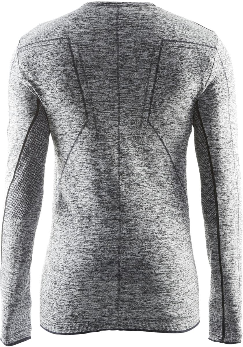... Pánské funkční triko s dlouhým rukávem Craft Active Comfort LS - černá 857cd03e95