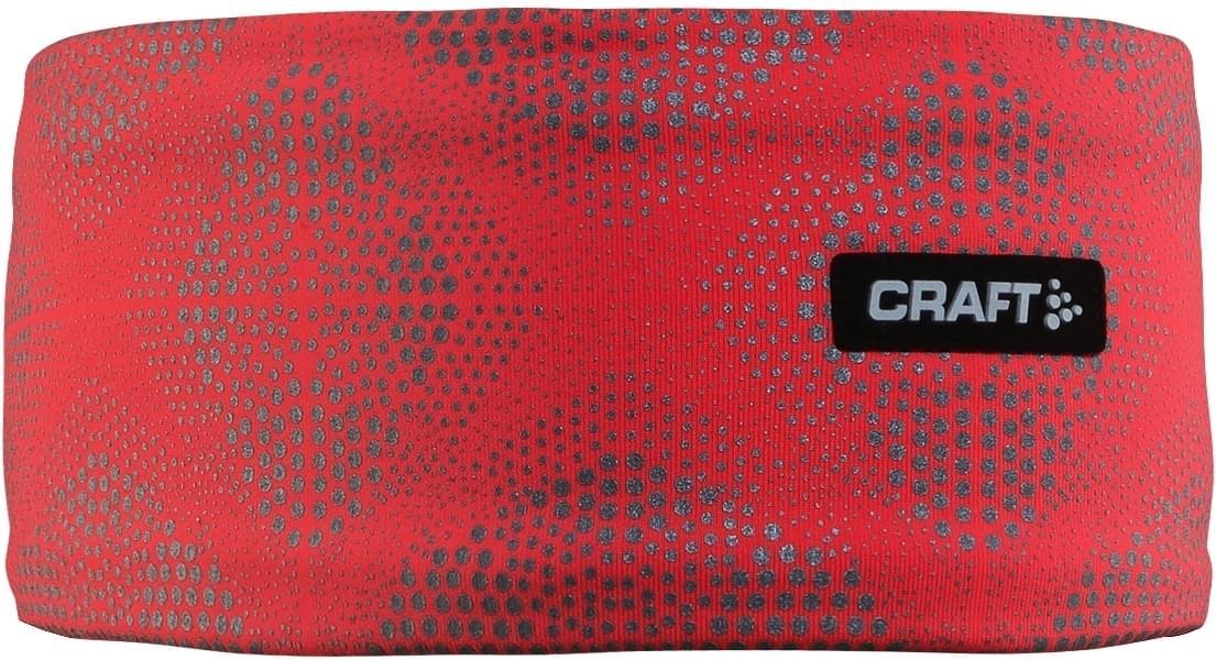 2bc61082635 Čelenka Craft Brilliant 2.0 - červená - Ski a Bike Centrum Radotín
