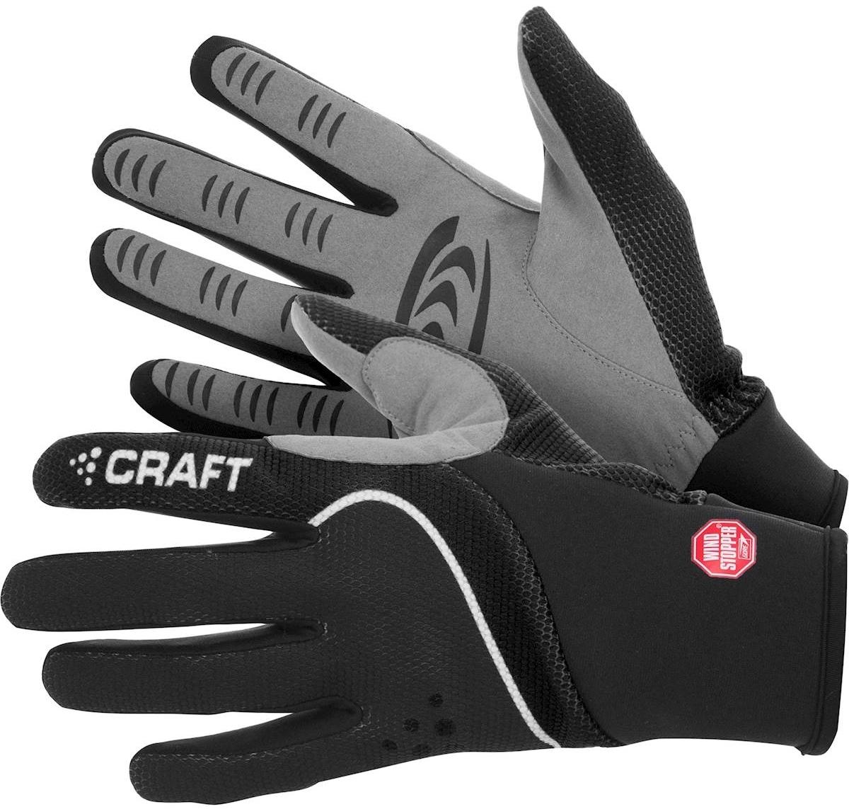 Rukavice Craft Power WS - černá/bílá S