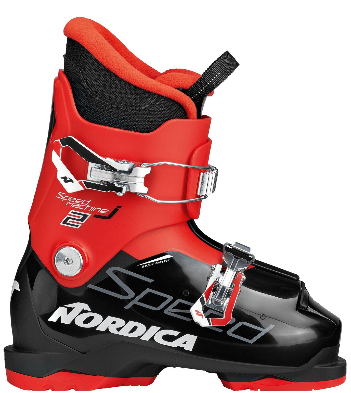 Nordica Speedmachine J 2 - black-red 205